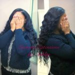 Full Weave with by Ashley of Envious Extentions Posare Lake Mead Las Vegas