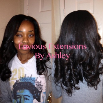Las Vegas Weaves and Extensions