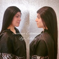 Full Weave with Lace Frontal Installed by Ashley